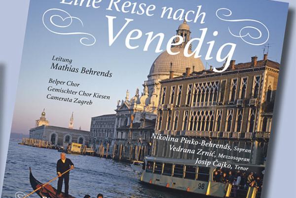 Eine Reise nach Venedig