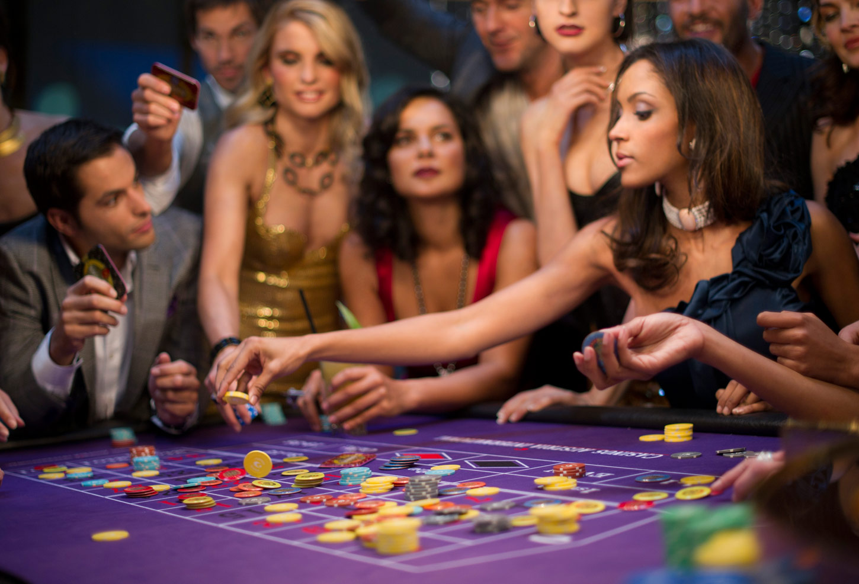 Девушки казино картинки