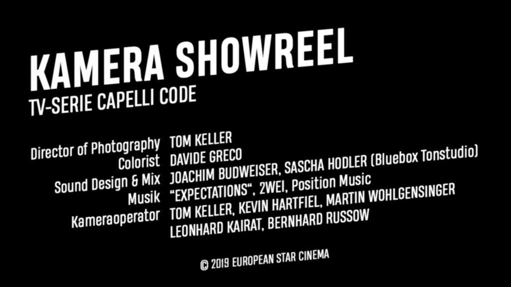 Capelli Code