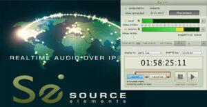 Source Connect IP-Link Audio-Over-IP Bern Bluebox Tonstudios